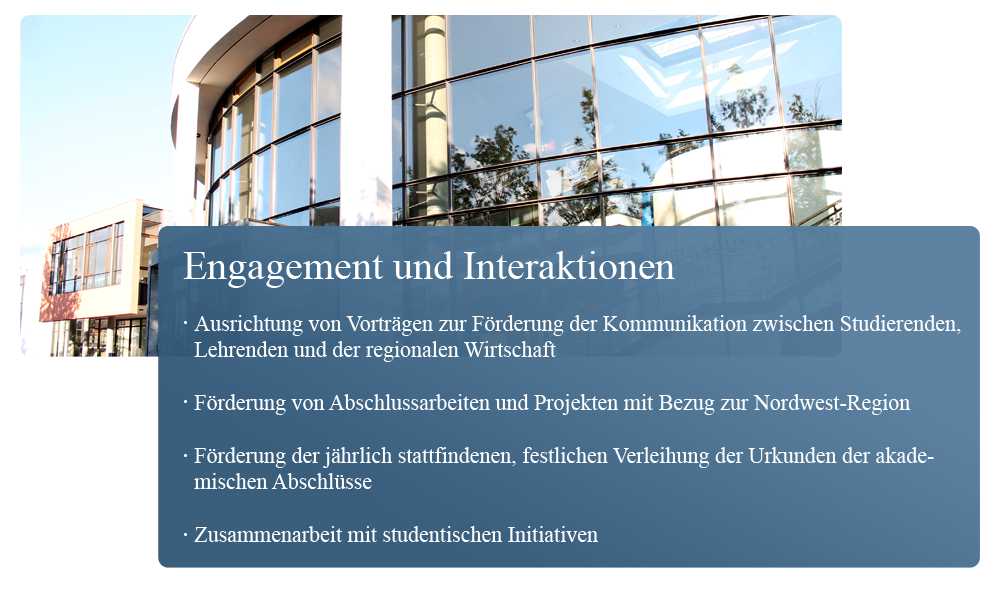 Engagement und Interaktionen