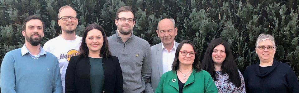 Vorstand des Foerdervereins
